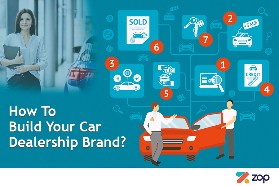 How to build your car dealership brand